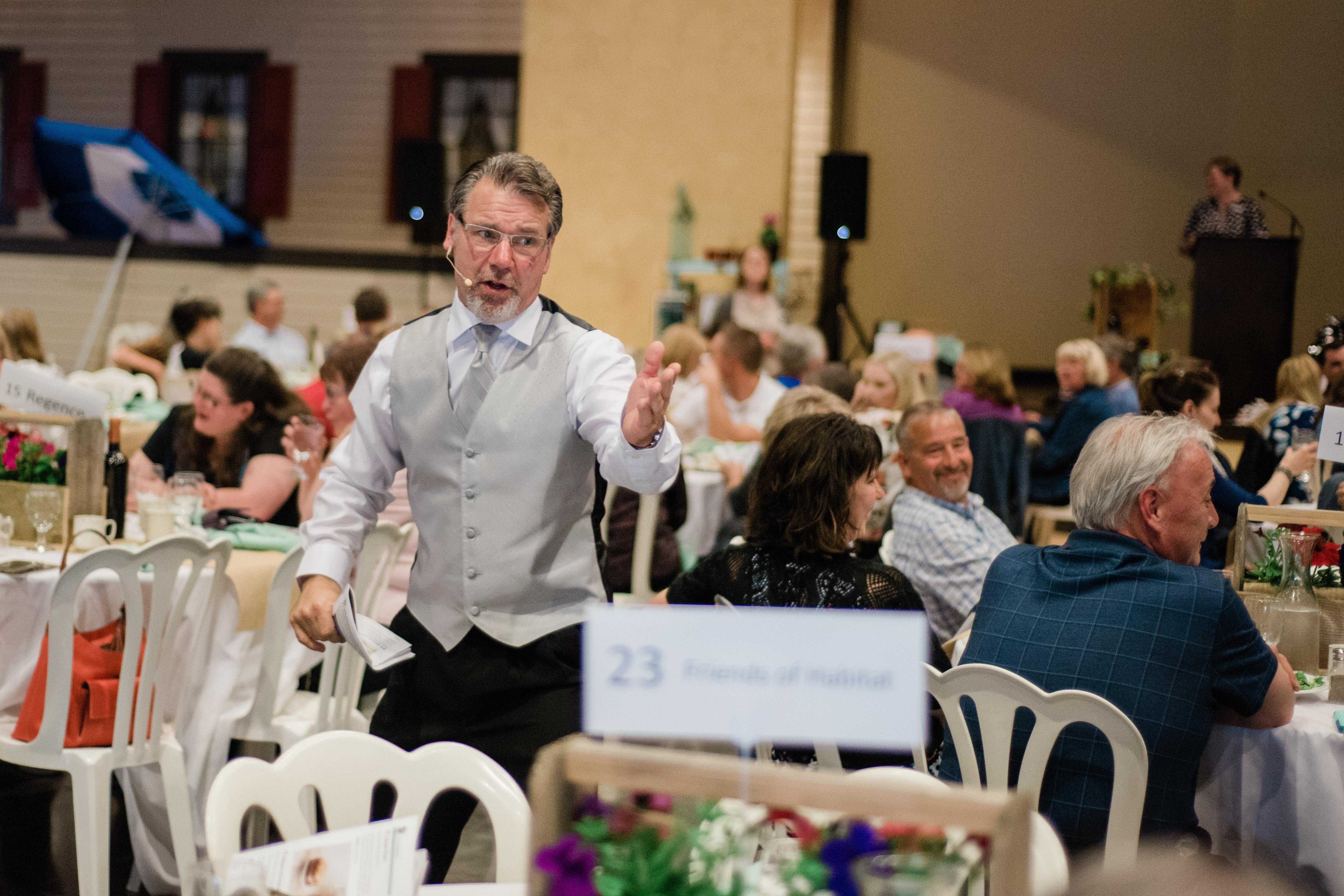 Dinner and Auction