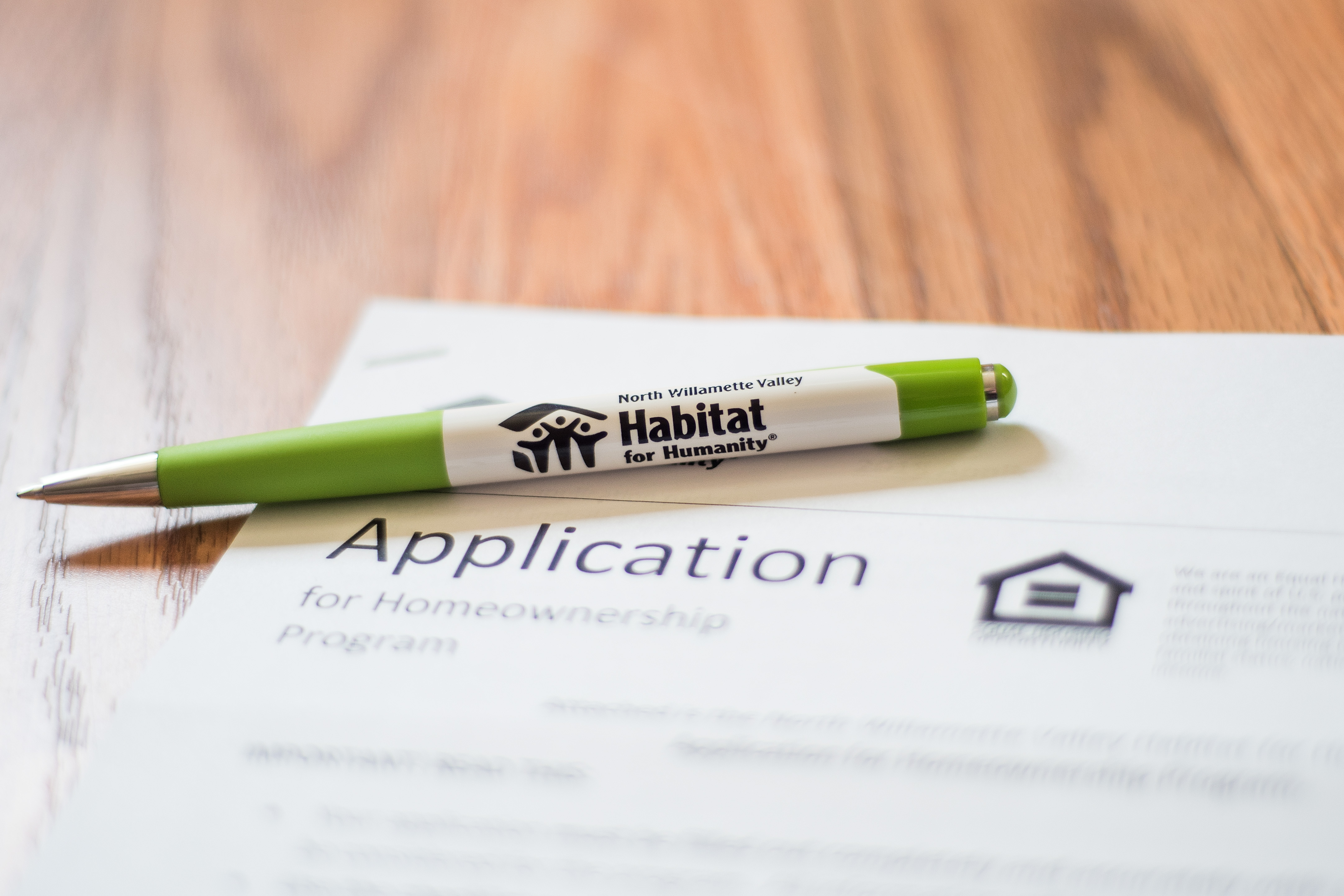 Homeownership application