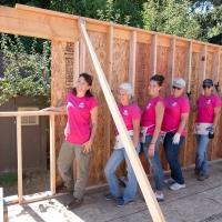 Women Build Weekend